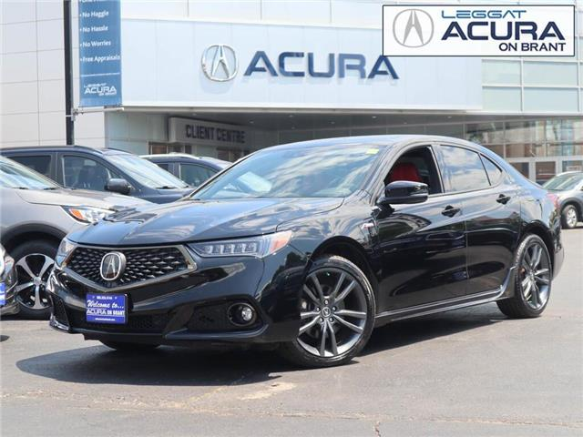 2019 Acura TLX Tech A-Spec (Stk: 4271) in Burlington - Image 1 of 25