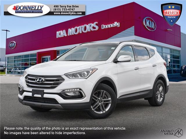 2017 Hyundai Santa Fe Sport 2.4 SE (Stk: KU2390) in Kanata - Image 1 of 29