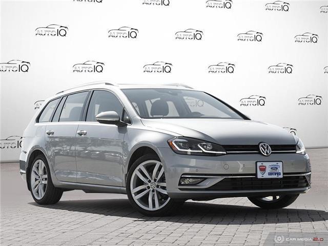 2019 Volkswagen Golf SportWagen  (Stk: U0260A) in Barrie - Image 1 of 29