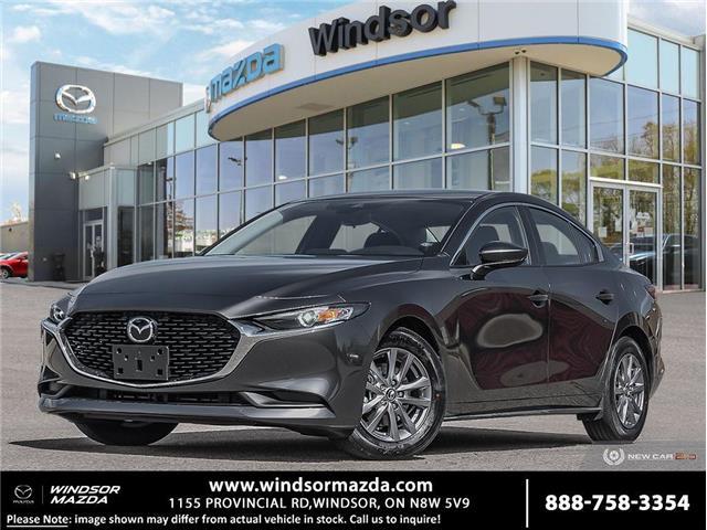 2019 Mazda Mazda3 GS (Stk: M35927) in Windsor - Image 1 of 23