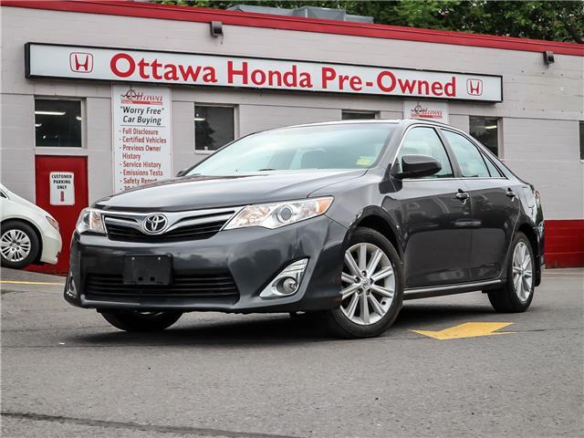 2014 Toyota Camry  (Stk: 334941) in Ottawa - Image 1 of 29