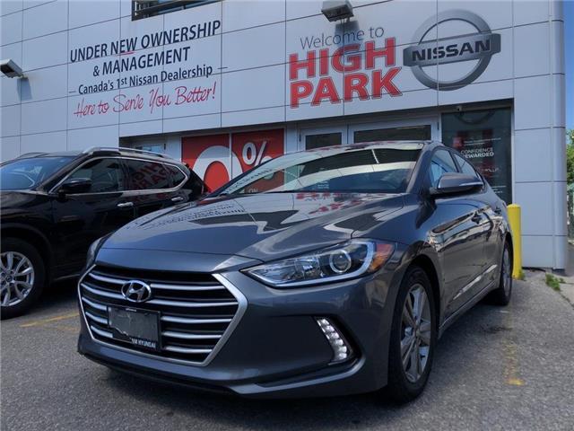 2018 Hyundai Elantra GL (Stk: U1826) in Toronto - Image 1 of 21