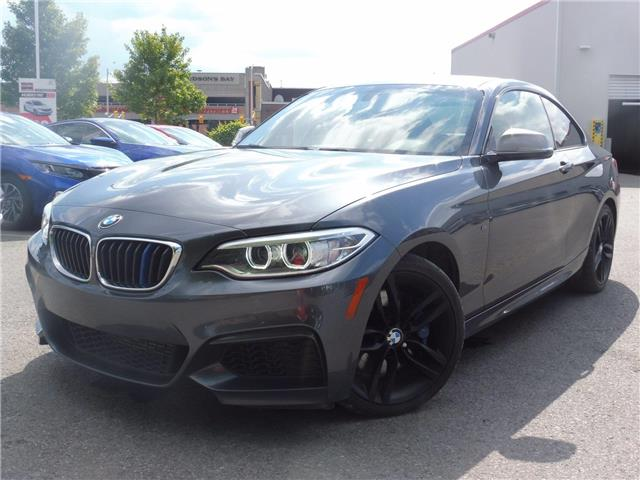 2016 BMW M235i xDrive (Stk: 13320A) in Gloucester - Image 1 of 22