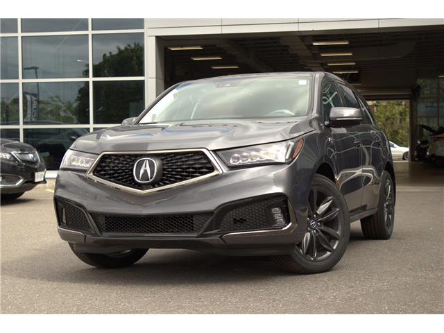 2020 Acura MDX A-Spec (Stk: 19192) in Ottawa - Image 1 of 30