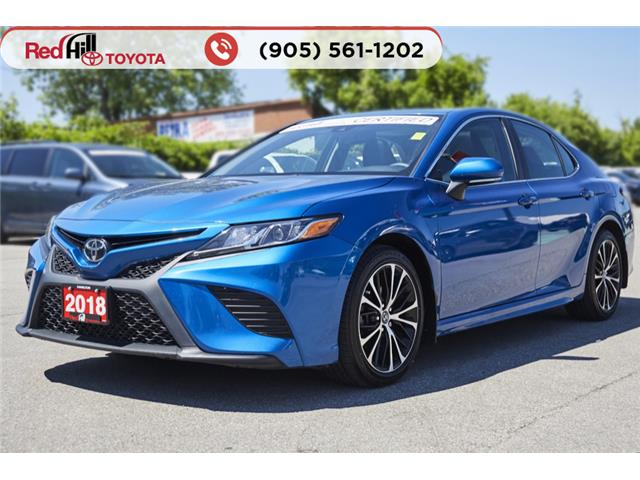2018 Toyota Camry SE (Stk: 67310) in Hamilton - Image 1 of 23