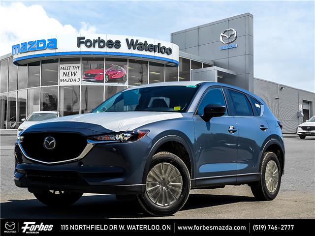 2020 Mazda CX-5 GS (Stk: M6975) in Waterloo - Image 1 of 14