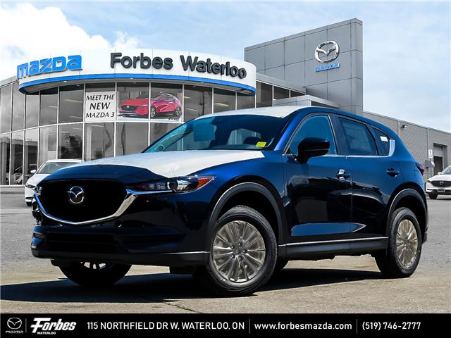 2020 Mazda CX-5 GS (Stk: M6976) in Waterloo - Image 1 of 12