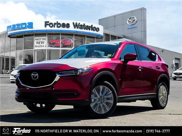 2020 Mazda CX-5 GT w/Turbo (Stk: M6977) in Waterloo - Image 1 of 13