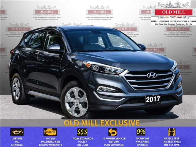 2017 Hyundai Tucson  (Stk: 432423U) in Toronto - Image 1 of 25
