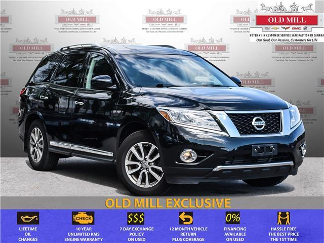 2015 Nissan Pathfinder  (Stk: 672392U) in Toronto - Image 1 of 27