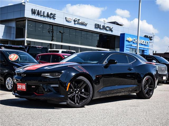 2018 Chevrolet Camaro 2SS RARE REDLINE, AUTO, LOADED (Stk: PR5172) in Milton - Image 1 of 30