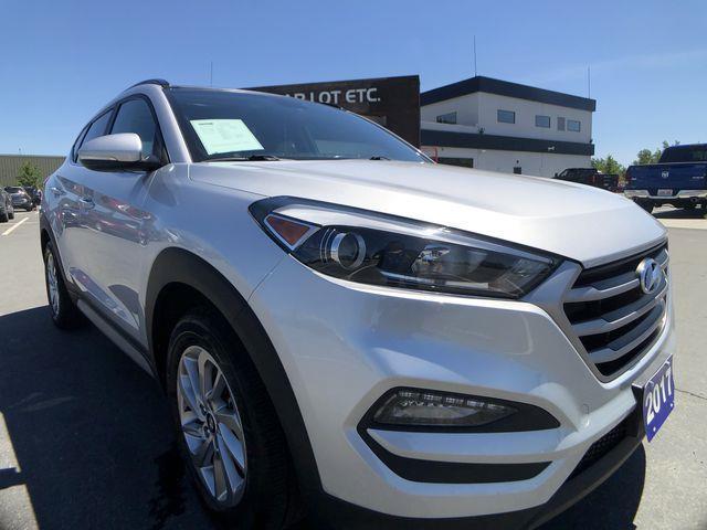 2017 Hyundai Tucson Luxury (Stk: 20230) in Sudbury - Image 1 of 24