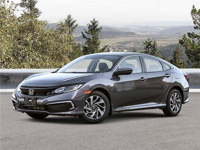 2020 Honda Civic EX (Stk: 20517) in Milton - Image 1 of 23