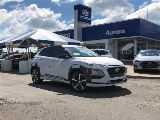 2020 Hyundai Kona  (Stk: 22190) in Aurora - Image 1 of 15