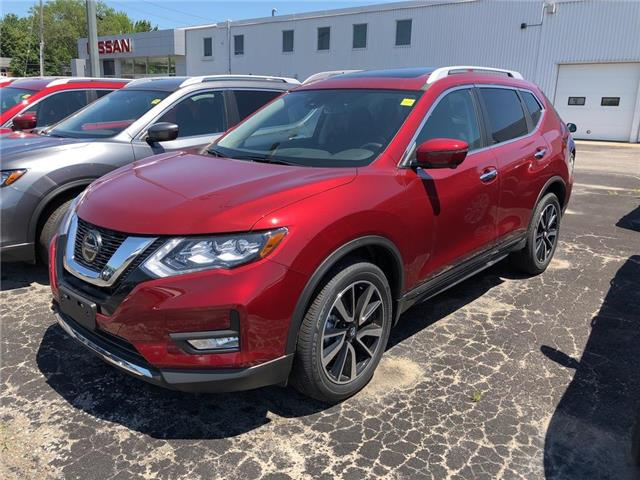 2020 Nissan Rogue SL (Stk: 20131) in Sarnia - Image 1 of 5