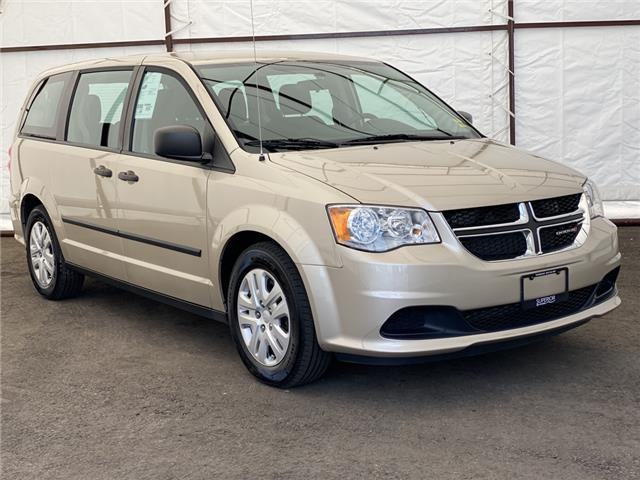 2015 Dodge Grand Caravan SE/SXT (Stk: 16545A) in Thunder Bay - Image 1 of 15