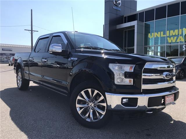 2017 Ford F-150 Lariat (Stk: UM2400) in Chatham - Image 1 of 20