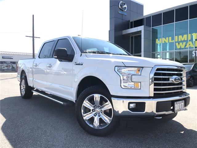 2017 Ford F-150 XLT (Stk: UM2401) in Chatham - Image 1 of 19