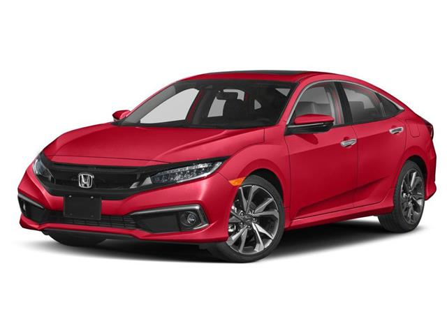 2020 Honda Civic Touring (Stk: K0703) in London - Image 1 of 9
