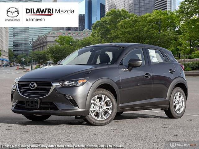 2020 Mazda CX-3 GS (Stk: 2603) in Ottawa - Image 1 of 23