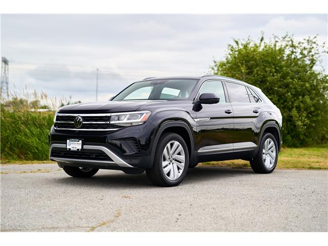 2020 Volkswagen Atlas Cross Sport 3.6 FSI Execline (Stk: LA208906) in Vancouver - Image 1 of 24