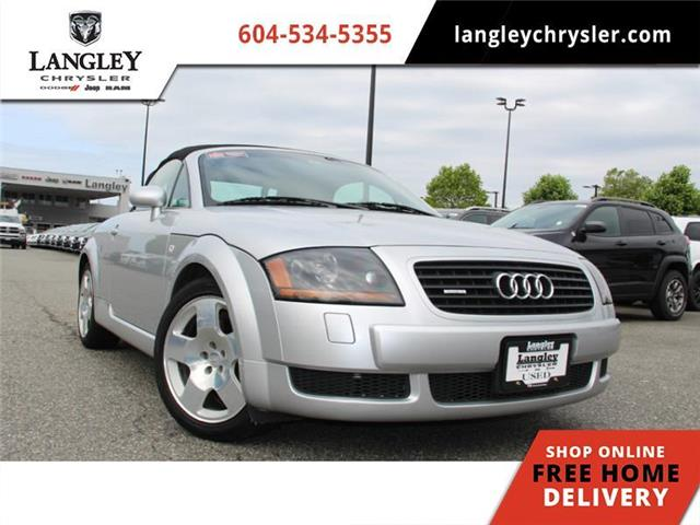 2001 Audi TT Base (Stk: L190459B) in Surrey - Image 1 of 13