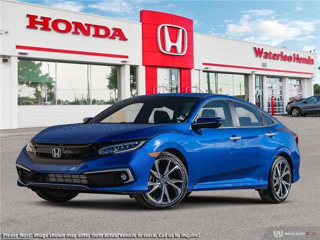 2020 Honda Civic Touring (Stk: H7157) in Waterloo - Image 1 of 23