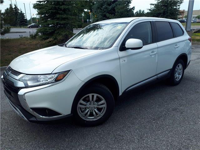 2020 Mitsubishi Outlander ES (Stk: MT49) in Ottawa - Image 1 of 9