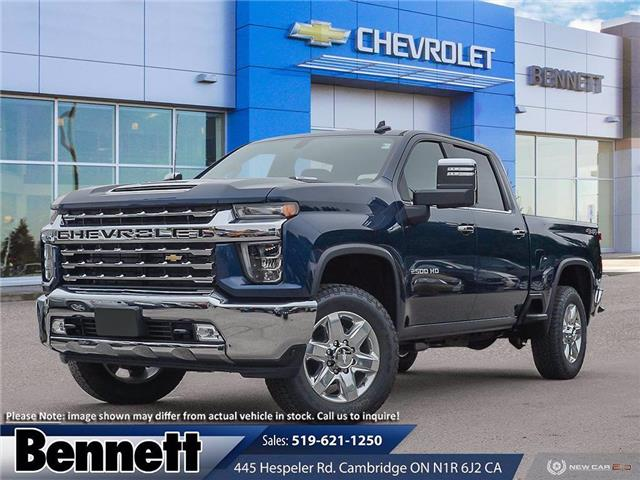 2020 Chevrolet Silverado 2500HD LTZ (Stk: 200508) in Cambridge - Image 1 of 23
