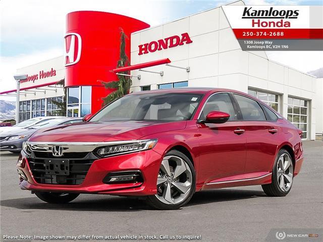 2020 Honda Accord Touring 1.5T (Stk: N14970) in Kamloops - Image 1 of 23