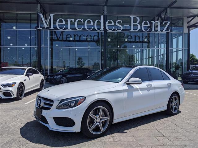 2015 Mercedes-Benz C-Class Base (Stk: P1335) in London - Image 1 of 1
