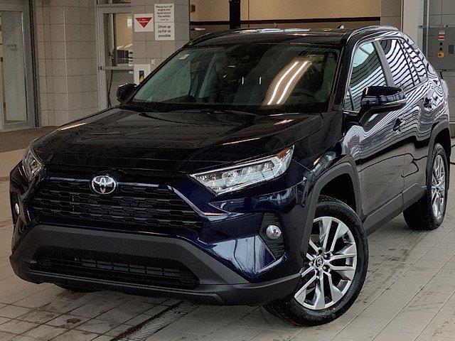 2020 Toyota RAV4 XLE (Stk: 22321) in Kingston - Image 1 of 29