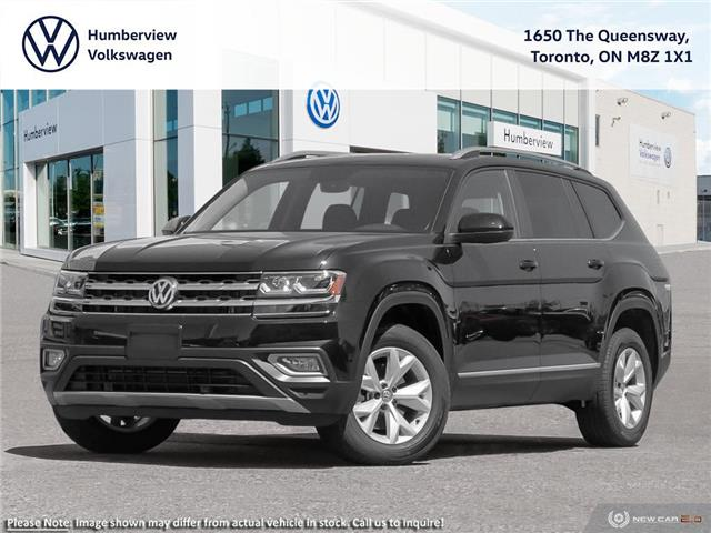 2019 Volkswagen Atlas 3.6 FSI Highline (Stk: 97295) in Toronto - Image 1 of 10