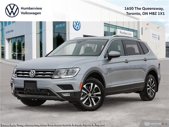 2020 Volkswagen Tiguan IQ Drive (Stk: 97636) in Toronto - Image 1 of 23