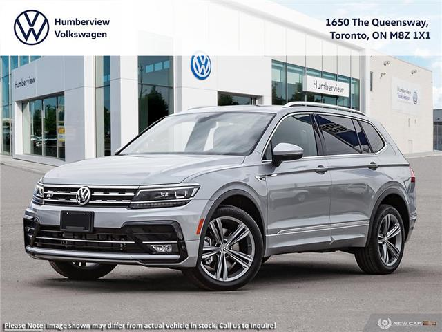 2020 Volkswagen Tiguan Highline (Stk: 97674) in Toronto - Image 1 of 23