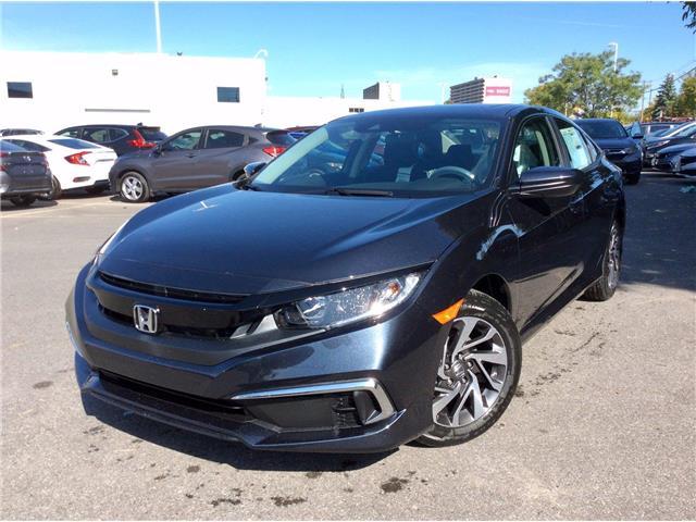 2020 Honda Civic EX (Stk: 20-0489) in Ottawa - Image 1 of 25