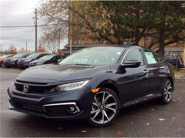 2020 Honda Civic Touring (Stk: 20-0491) in Ottawa - Image 1 of 26