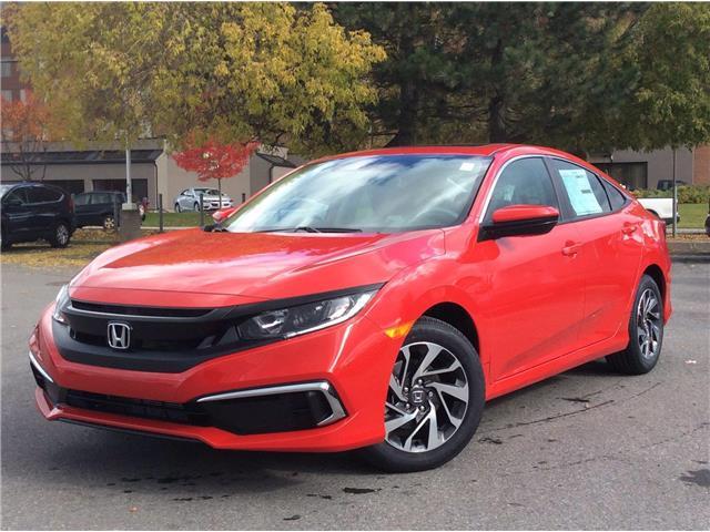 2020 Honda Civic EX (Stk: 20-0490) in Ottawa - Image 1 of 25