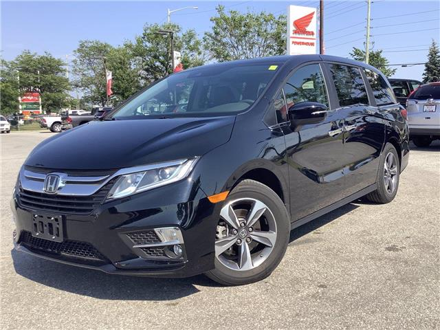 2019 Honda Odyssey EX-L (Stk: 191962) in Barrie - Image 1 of 22