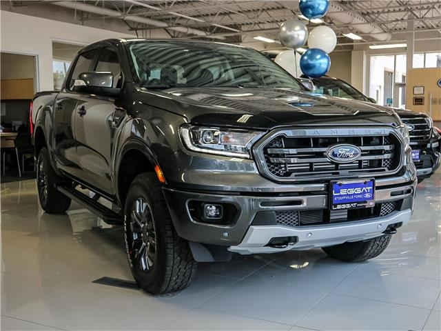 2020 Ford Ranger Lariat (Stk: 20-49-133) in Stouffville - Image 1 of 15