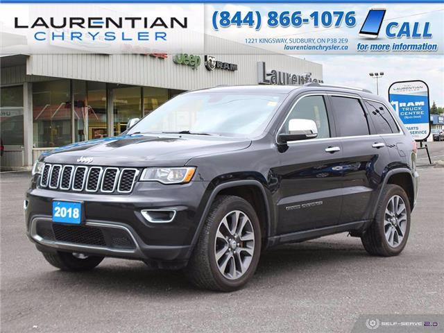 2018 Jeep Grand Cherokee Limited (Stk: 20132A) in Sudbury - Image 1 of 29