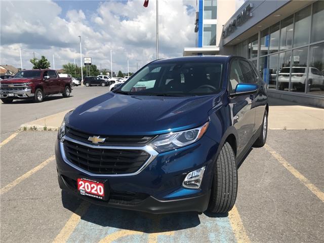 2020 Chevrolet Equinox LT (Stk: 55487) in Carleton Place - Image 1 of 11