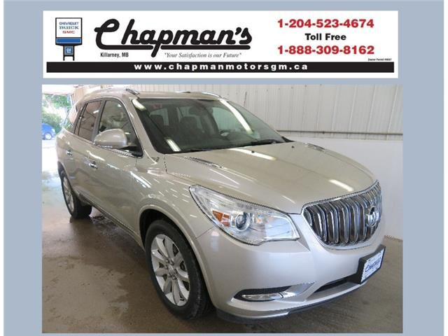 2017 Buick Enclave Premium (Stk: 20-101A) in KILLARNEY - Image 1 of 39