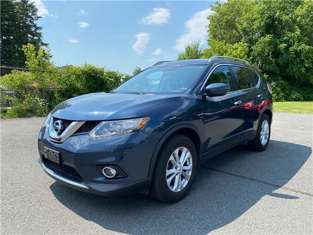 2016 Nissan Rogue SV (Stk: TW165A) in Cobourg - Image 1 of 1