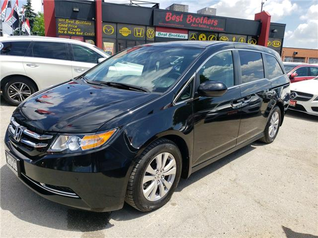 2016 Honda Odyssey EX-L (Stk: 513702) in Toronto - Image 1 of 15