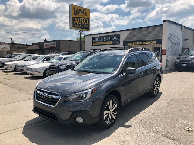 2019 Subaru Outback 3.6R Limited (Stk: ) in Etobicoke - Image 1 of 23