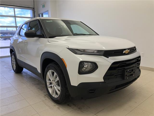 2021 Chevrolet TrailBlazer LS (Stk: 0798) in Sudbury - Image 1 of 12