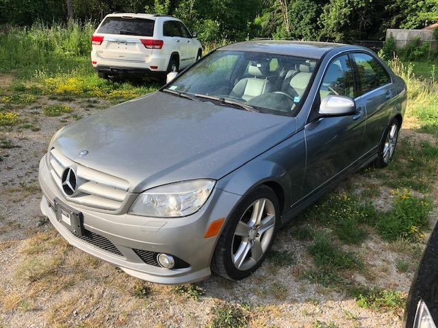 2008 Mercedes-Benz C-Class Base (Stk: 105393) in Milton - Image 1 of 1