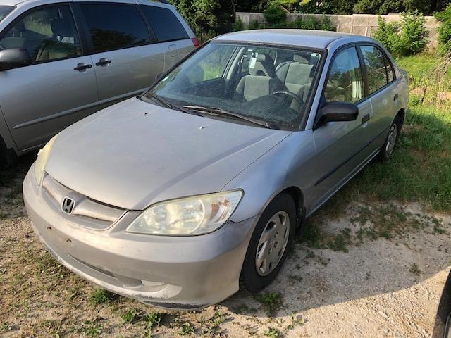 2005 Honda Civic SE (Stk: 002707) in Milton - Image 1 of 1