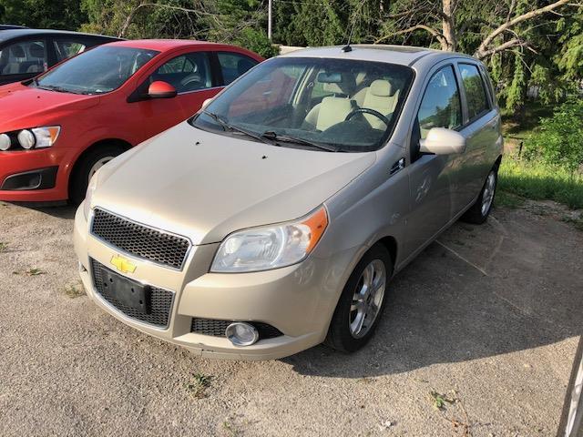 2009 Chevrolet Aveo LT (Stk: 131544) in Milton - Image 1 of 1